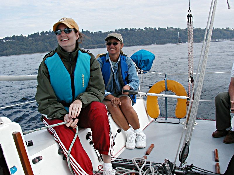 mountaineers sailing seattle